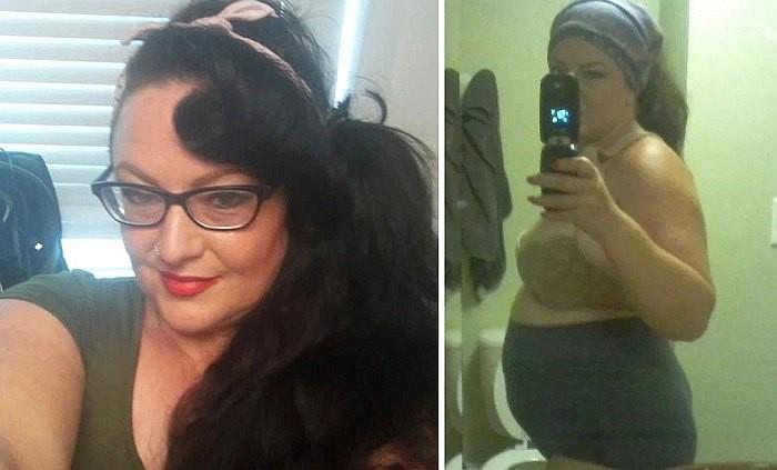 Американка уверяет, что беременна уже 4 года и показывает снимки УЗИ