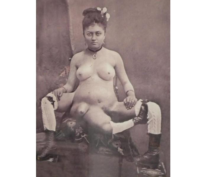 Бланш Дюма - трехногая куртизанка с четырьмя грудями (18+) - Паранормальные новости