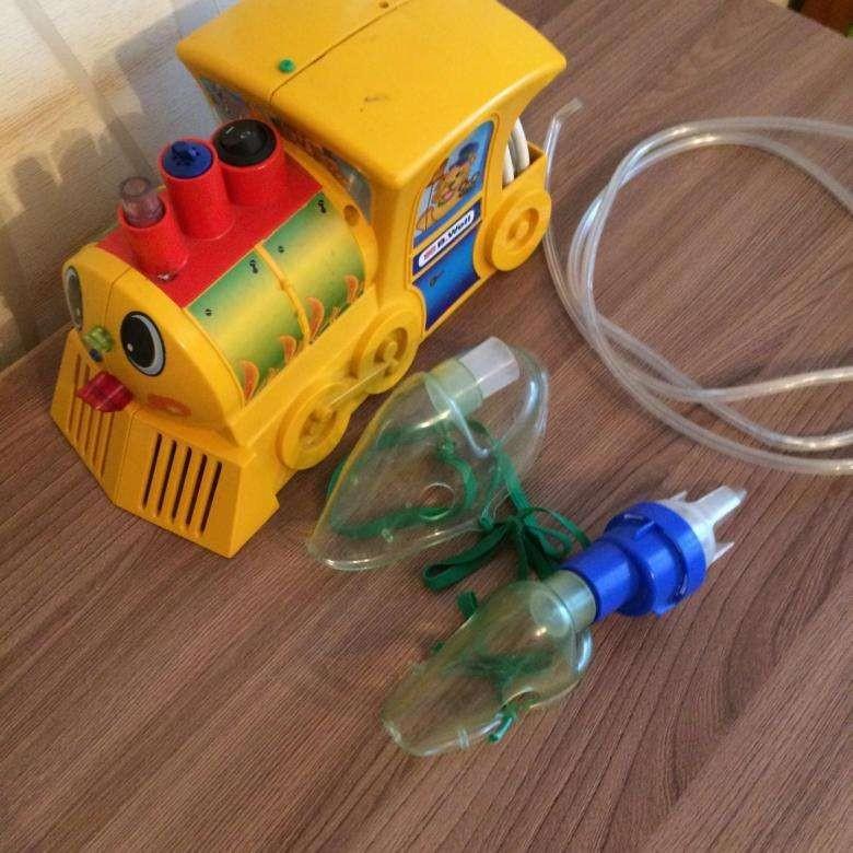 ТОП 10 небулайзеров для ребёнка