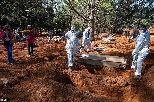 В Бразилии раскапывают старые могилы, чтобы на их месте хоронить погибших от Covid-19 - Паранормальные новости