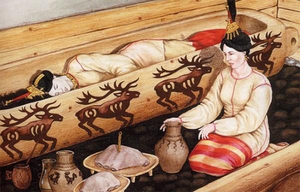 Тайны алтайской «Принцессы Укока» - Паранормальные новости