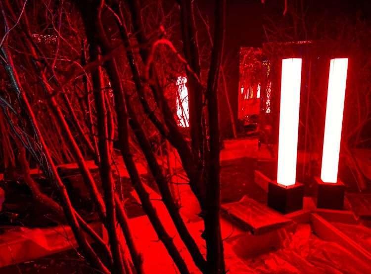 Открытие Центра современного искусства М'АРС