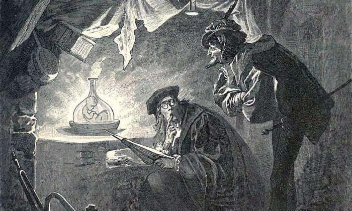 Ракетостроитель Джек Парсонс был оккультистом и пытался создать гомункула - Паранормальные новости
