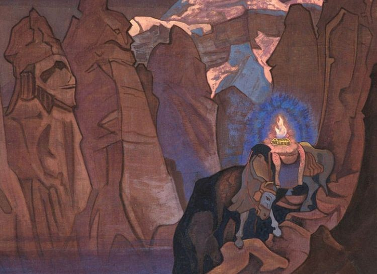 Чинтамани - Мифический камень, исполняющий желания - Паранормальные новости