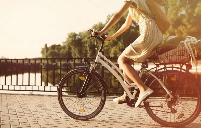 ТОП 10 городских велосипедов для женщин