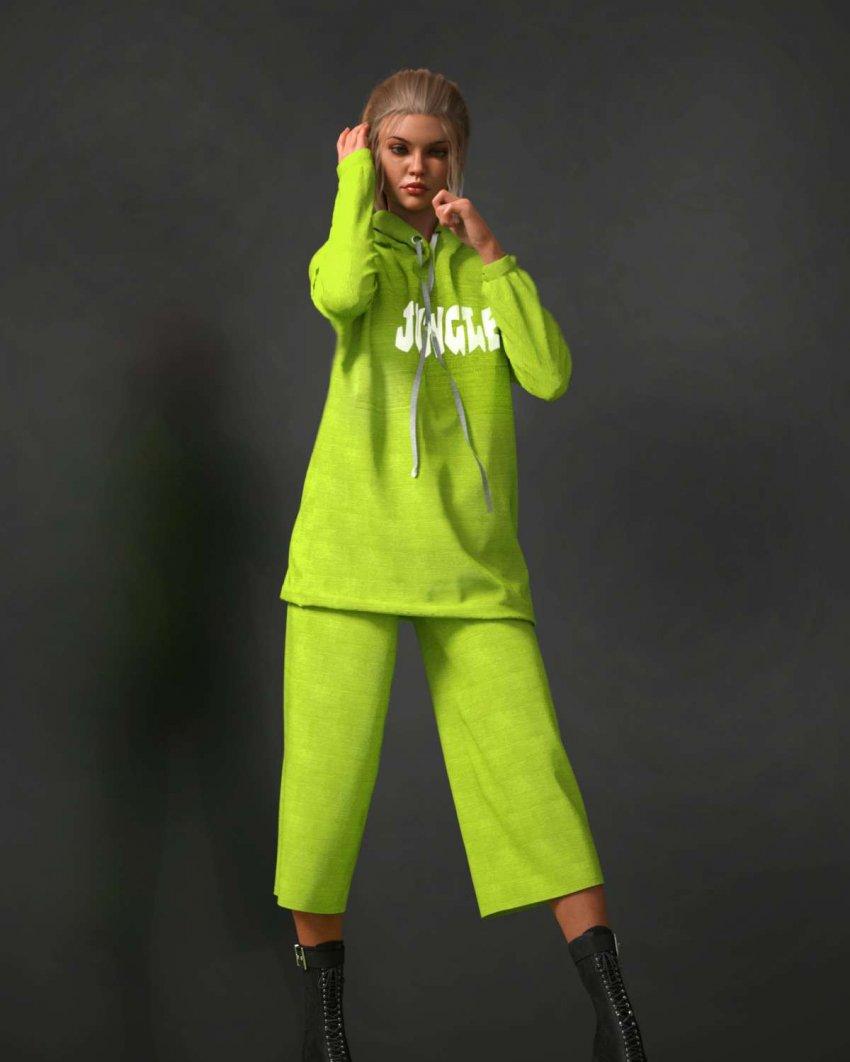 Новые коллекции из 20 стран, виртуальные модели, цифровая одежда и 3D-арт: первое гибридное онлайн-мероприятие в области моды