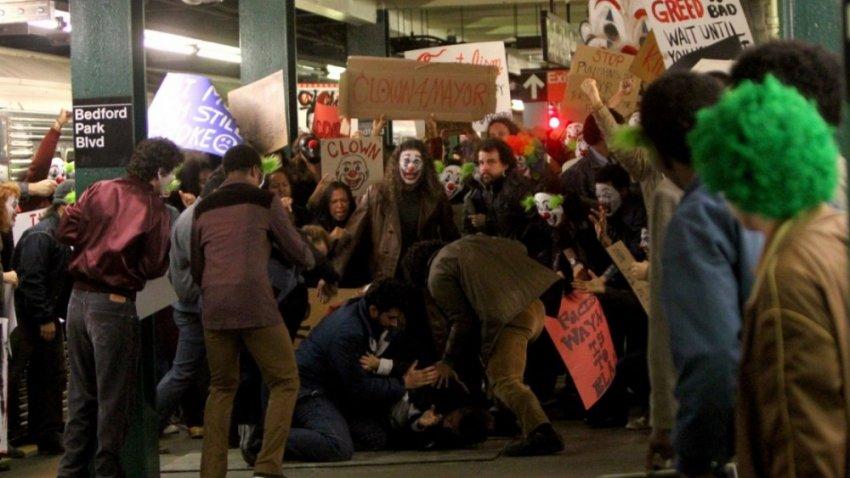 Вина белых за расизм как дебют восстания городов против капитализма