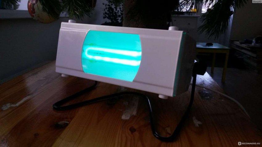 Топ 10 ультрафиолетовых облучателей для дома