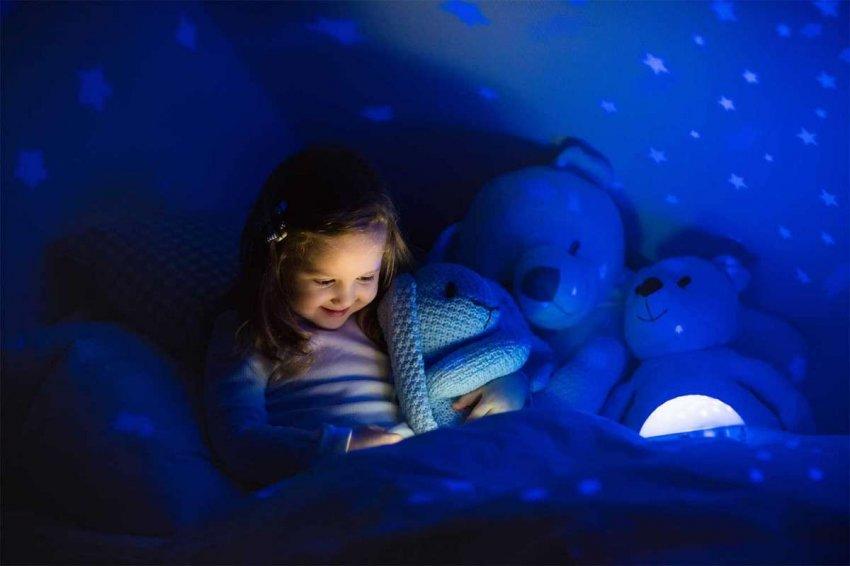 ТОП 10 лучших детских ночников