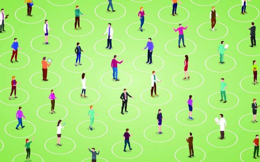 Социальное дистанцирование: как мы преодолеваем страх друг перед другом, чтобы принять новый нормальный мир