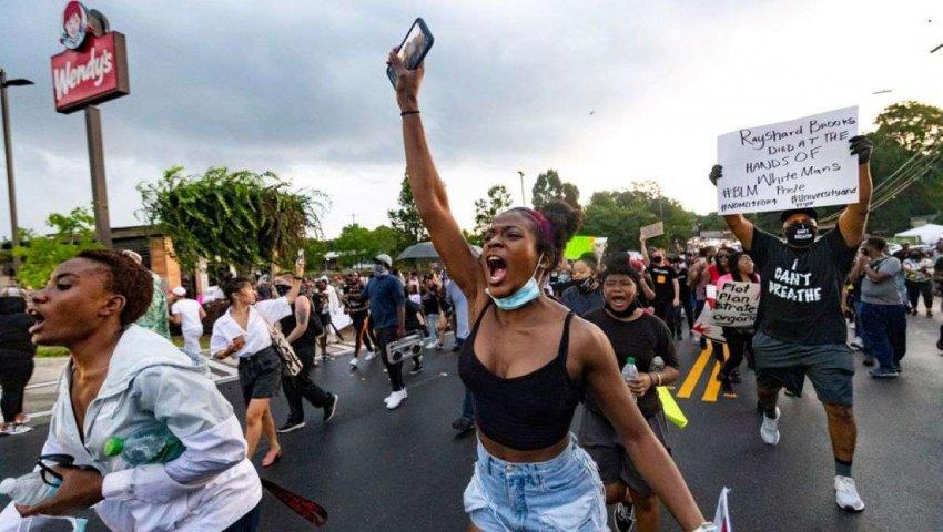 В США произошло новое убийство афроамериканца