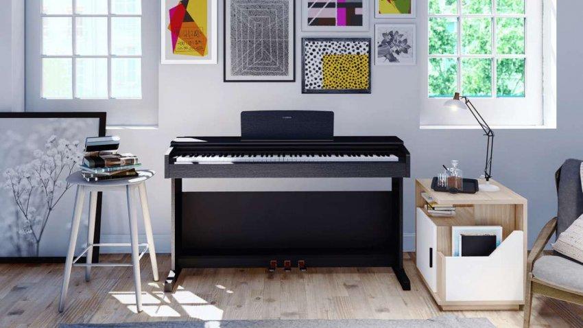 ТОП 10 цифровых пианино для дома