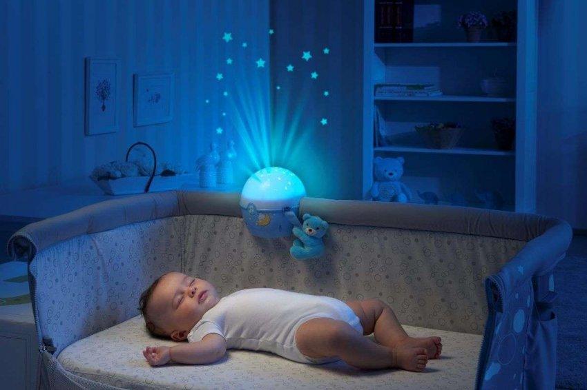 ТОП 10 ночников для новорожденных