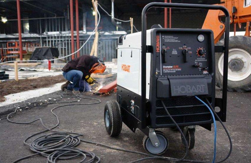 ТОП 10 генераторов для сварочного аппарата