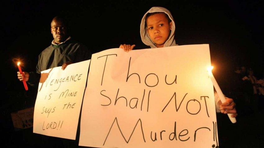 Борьба за расовую справедливость в США требует отмены смертной казни