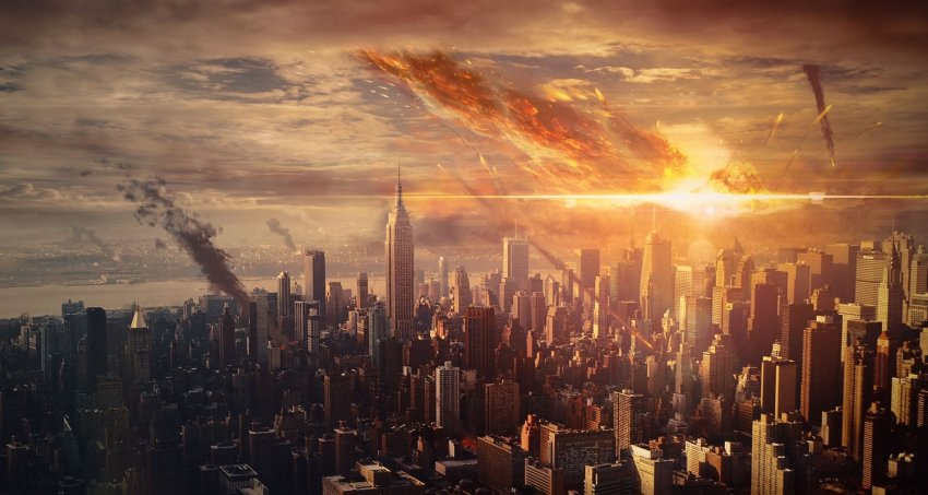 В ближайшие 10 лет может произойти апокалиптическое событие
