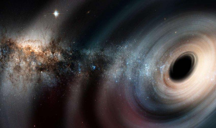 Можно ли извлечь энергию из черной дыры? Новый эксперимент подтверждает старую теорию