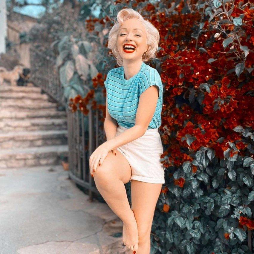Дом Мэрилин Монро стал собственностью двойника самой известной блондинки прошлого столетия