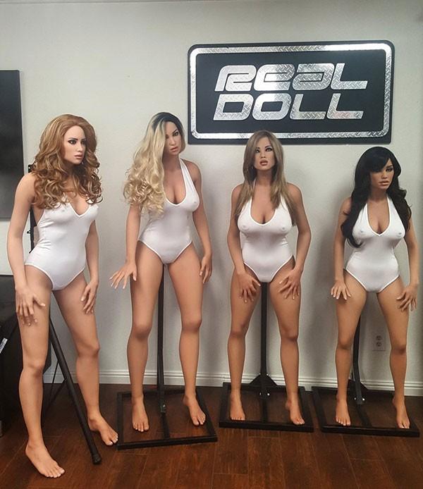Будущее секс-индустрии? В продажу скоро поступят высокотехнологичные куклы-роботы - Паранормальные новости