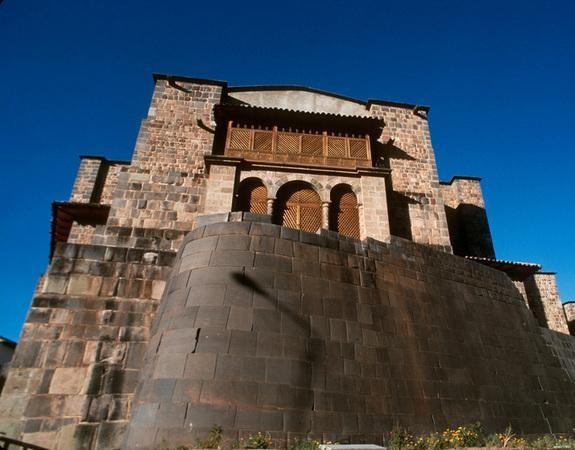 Кориканча - Солнечный Храм Инков