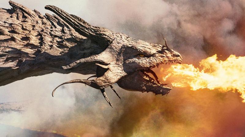 В древних записях и газете 1934 года есть доказательства существования драконов