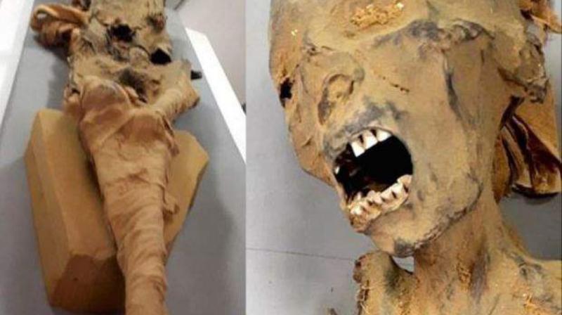 Раскрыта тайна смерти «кричащей мумии»