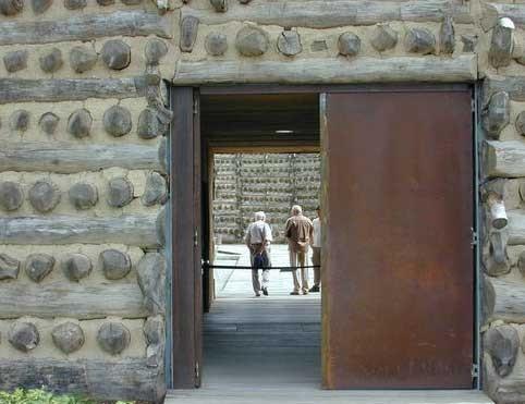 Город-вара Дольна Лужица превратился в Славенбург - западную крепость славян