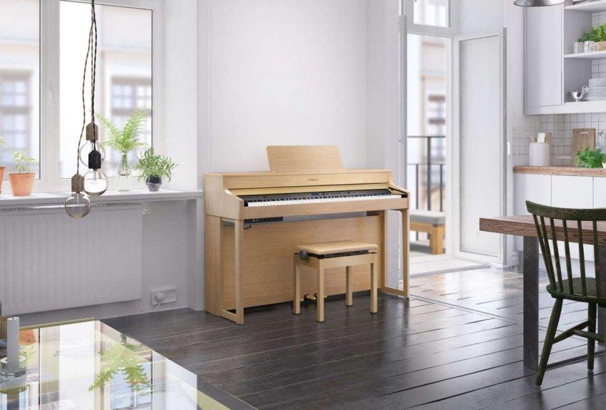 ТОП 10 цифровых пианино