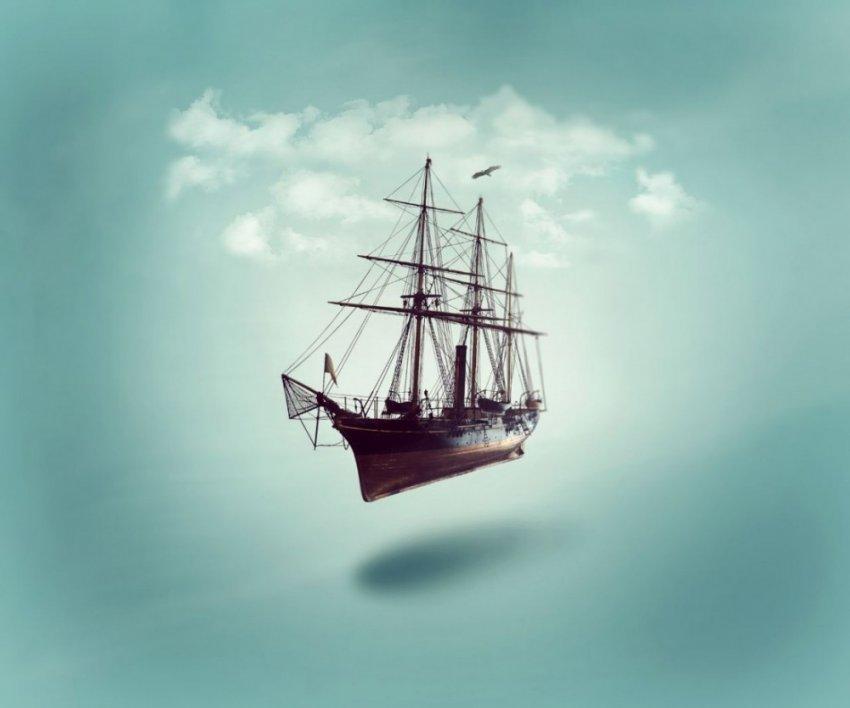 Феномен мертвой воды: как погибли мощные корабли Клеопатры?