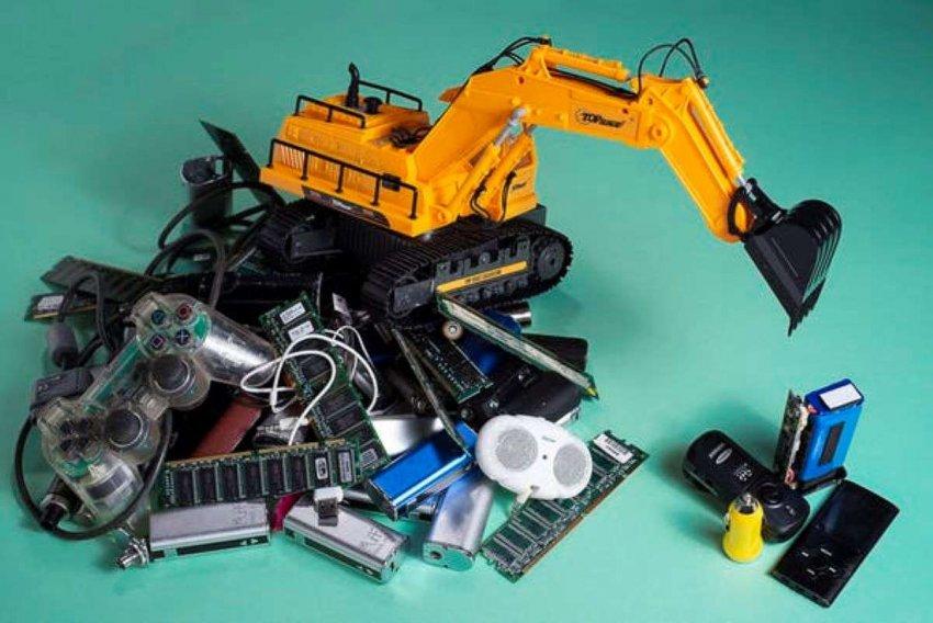 Глобальные электронные отходы выросли на 21% за пять лет, а утилизация не идет в ногу