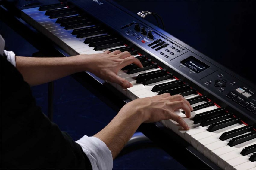 ТОП 10 лучших цифровых пианино