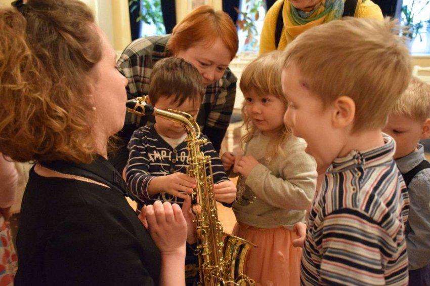 Инклюзивный проект для детей от 0 до 6 лет «Город Муз» приглашает гостей