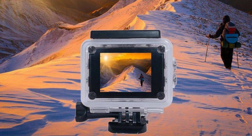 Топ 10 экшн-камер