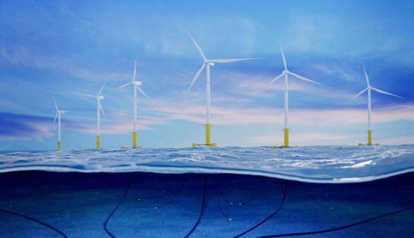 Плавающие ветряные электростанции: как сделать из них будущее зеленого электричества