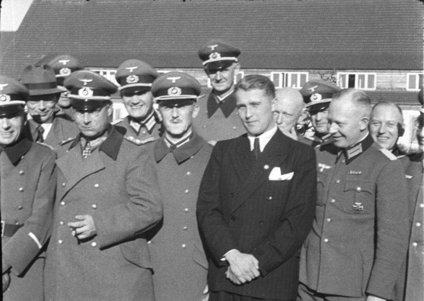 Как учёные Третьего рейха работали на благо промышленности США