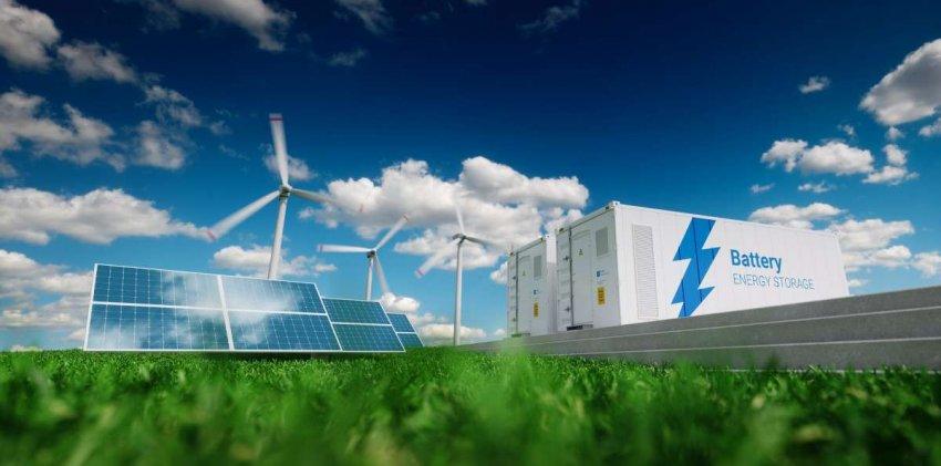 Великобритания планирует построить огромные батареи для хранения возобновляемой энергии