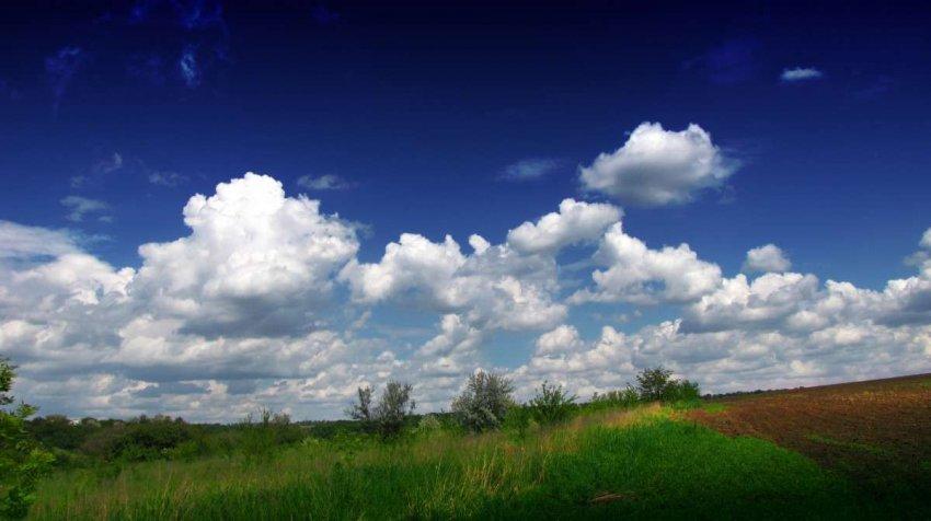 Любопытные дети: сколько весит облако?