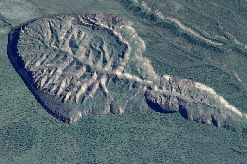Происхождение Багатайки - «врат ада» в Сибири