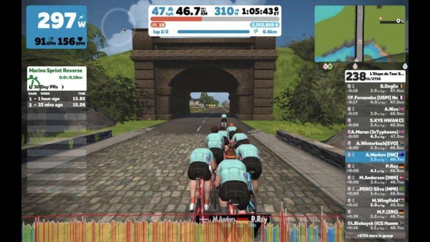 Виртуальный Тур де Франс показывает, как киберспорт достиг совершенства во время блокировки