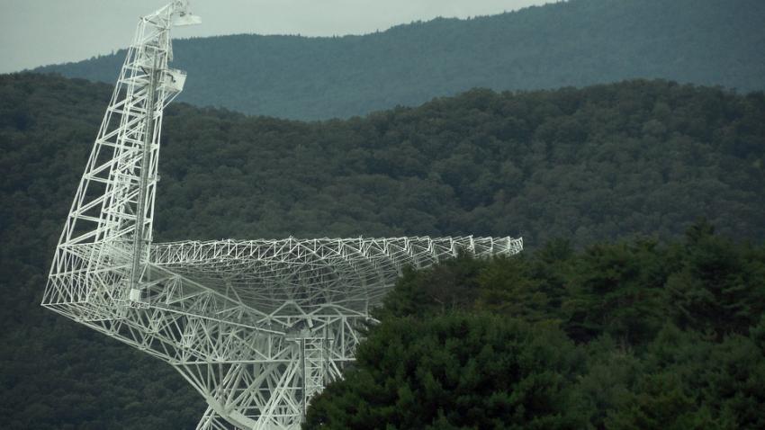 Мертвая звезда в Млечном Пути прислала на Землю сигнал