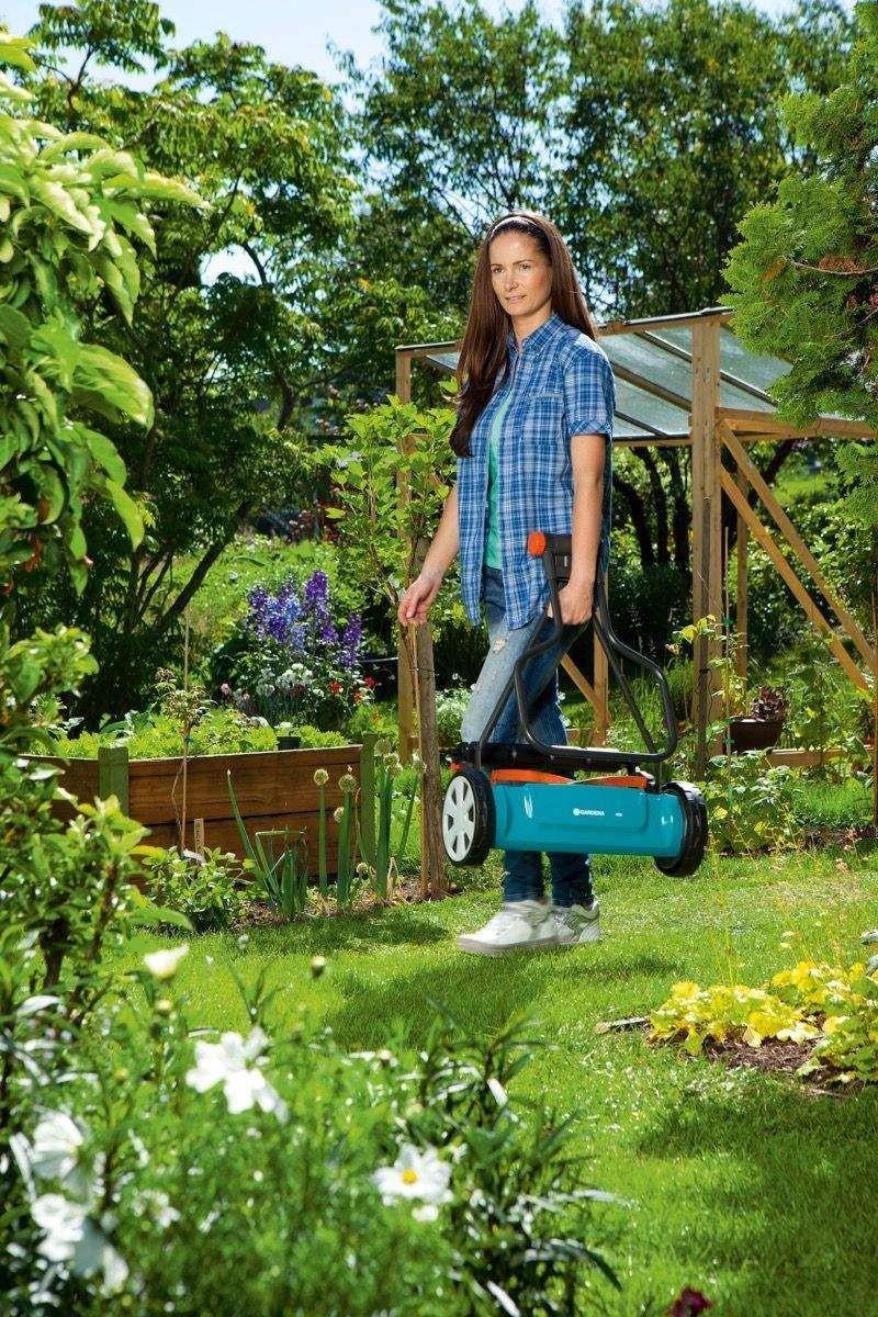 ТОП 10 лучших газонокосилок для неровного участка