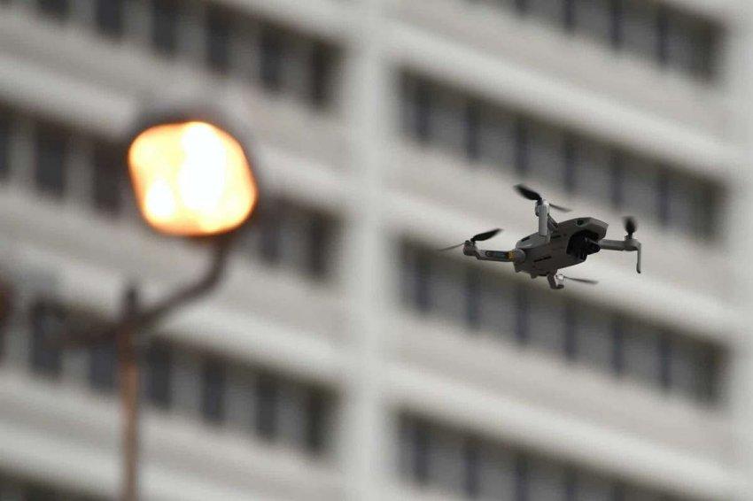 Как спрятаться от дрона: тонкое искусство «призраков» в эпоху наблюдения