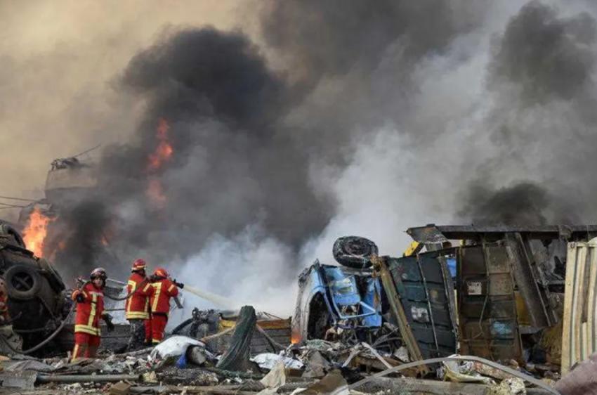 Что такое нитрат аммония, взорвавшийся в Бейруте