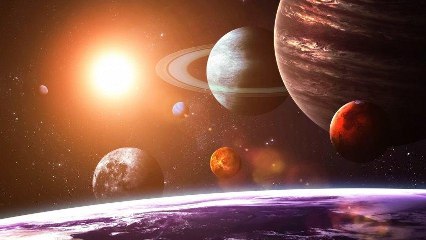 Вокруг Солнечной системы находится гигантский пузырь: аппарат НАСА смог его запечатлеть