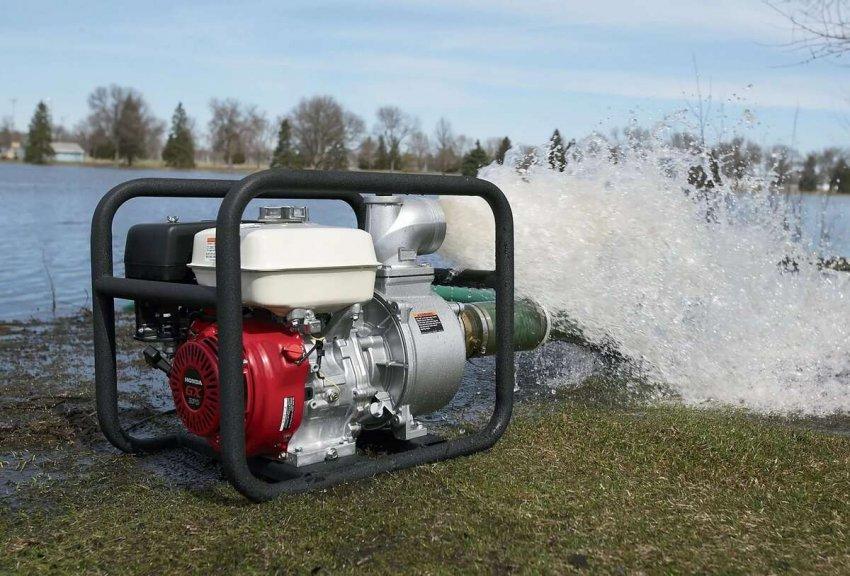 ТОП 10 лучших мотопомп для воды 2020 года
