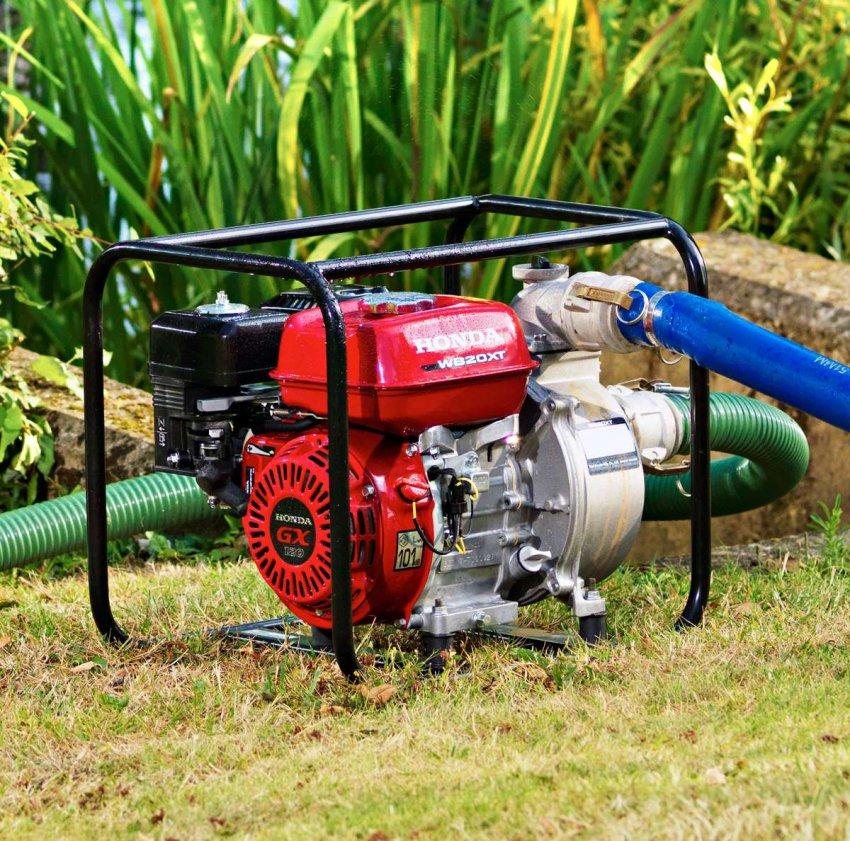Обзор на лучшие мотопомпы для грязной воды