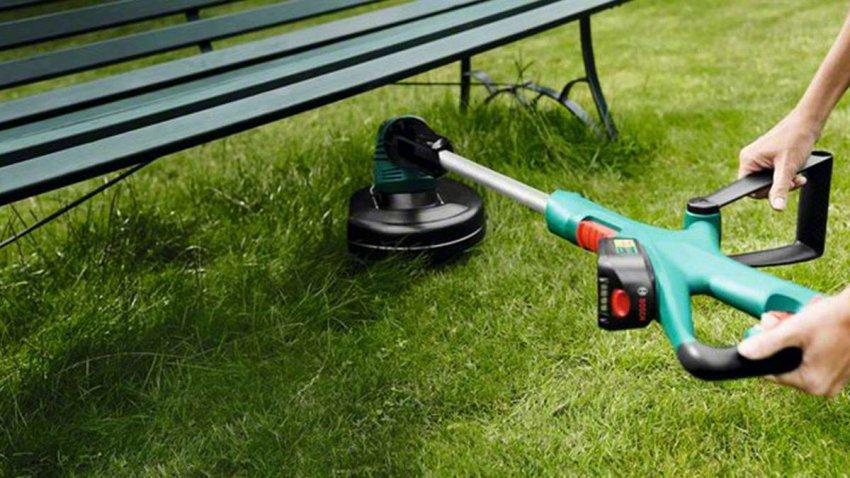 Топ 10 лёгких электрических триммеров для травы