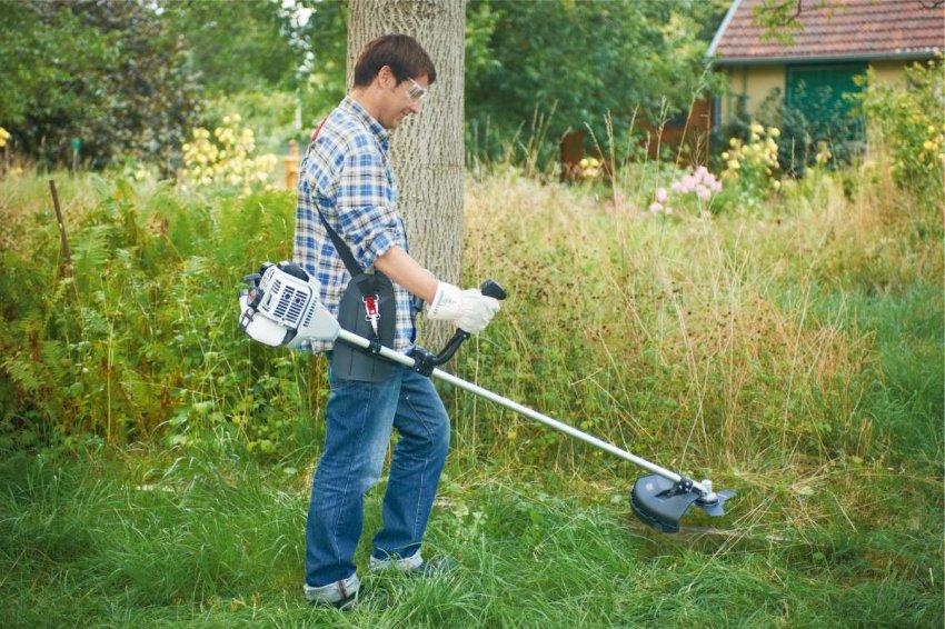 ТОП 10 лучших садовых электрических триммеров