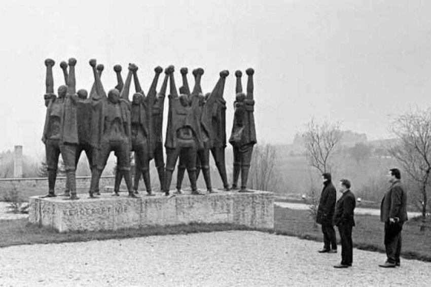 Как 500 русских узников бежали из концлагеря