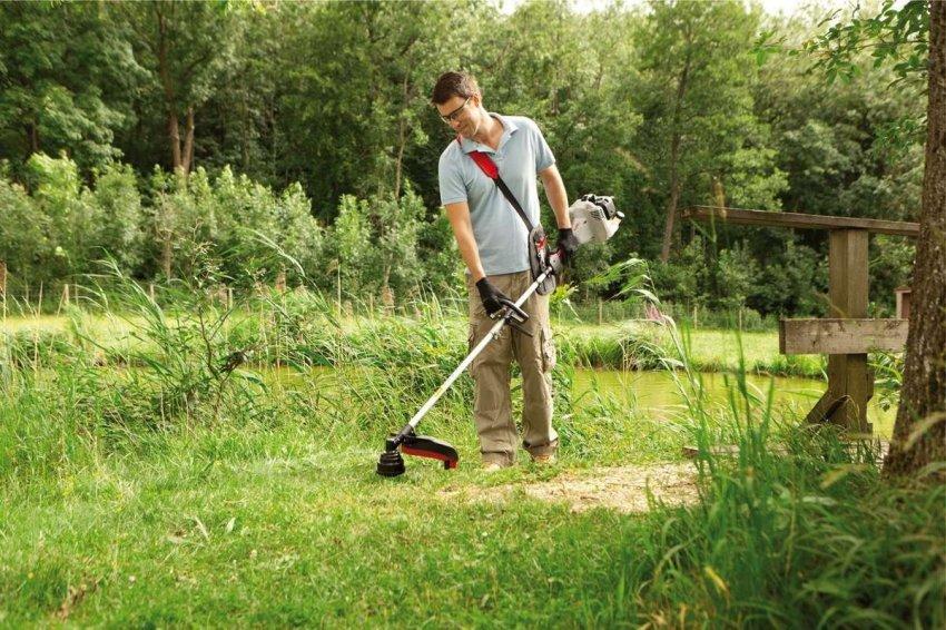 Топ 10 бензиновых триммеров для травы